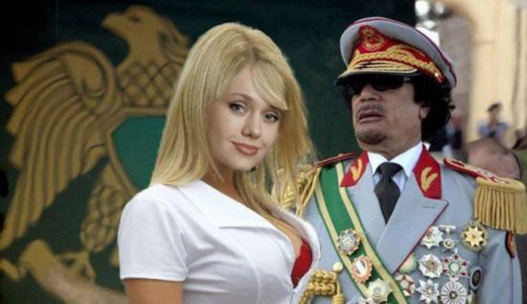 Qaddafi's Harem of Horror: book exposes late Libyan leader
