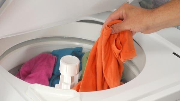 للعروس ,أفضل طريقة لغسل الملابس إتلافها
