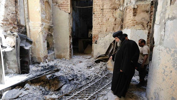 Coptic Church Egypt Attacked After Egypt Church Attacks
