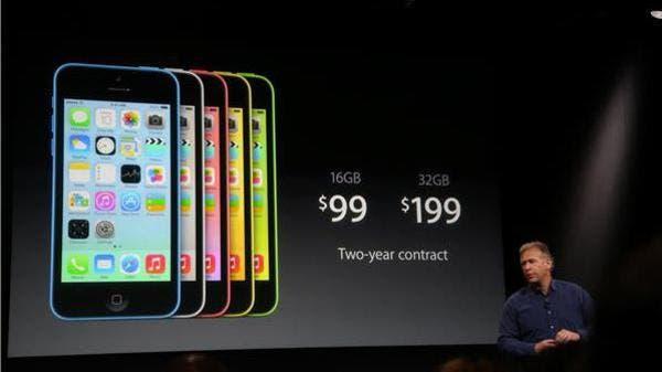 """"""" آبل"""" تكشف عن """"iPhone 5C"""" منخفض التكلفة خلال مؤتمر خاص"""