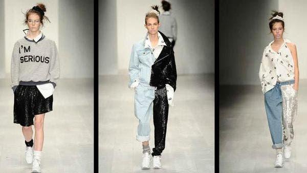 Indian Designer Brings Urban Flair To London Fashion Week Al Arabiya News