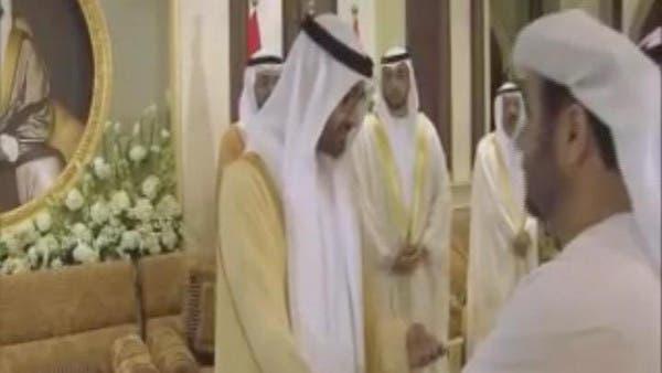 فاجئ طفل إماراتي الشيخ محمد زايد بوضع عيدية
