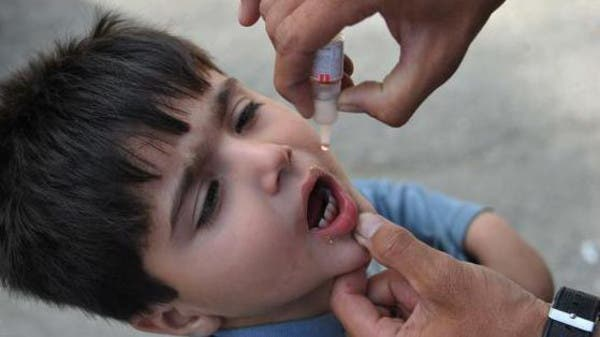 تركيا تبدأ حملة تلقيح الأطفال سورية 48bf24f2-2765-440e-a