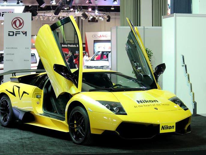 1bbe5ad8 1ebf 4238 a5a5 12f8474d7c2c 4x3 690x515 صور ابرز السيارات فى معرض دبي  الدولي للسيارات 2013 فى عامه ال12