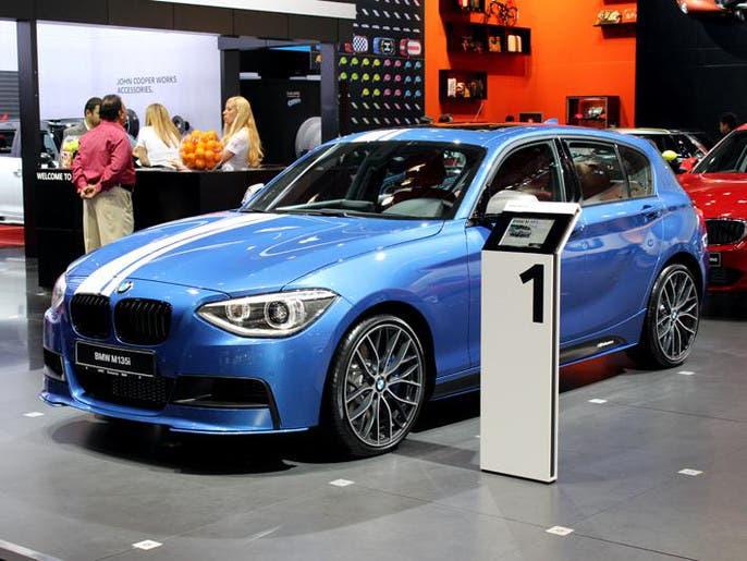 2174c293 b754 419a a41c d30193d95c42 4x3 690x515 صور ابرز السيارات فى معرض دبي  الدولي للسيارات 2013 فى عامه ال12