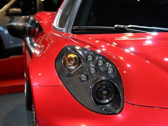 6858d064 2e0e 4bbc a4c3 cb6d65f83958 4x3 690x515 صور ابرز السيارات فى معرض دبي  الدولي للسيارات 2013 فى عامه ال12