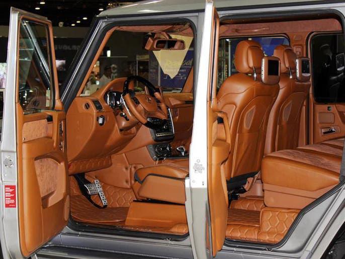 788a2e15 b566 4ea7 bdf7 e38db15d2ab8 4x3 690x515 صور ابرز السيارات فى معرض دبي  الدولي للسيارات 2013 فى عامه ال12