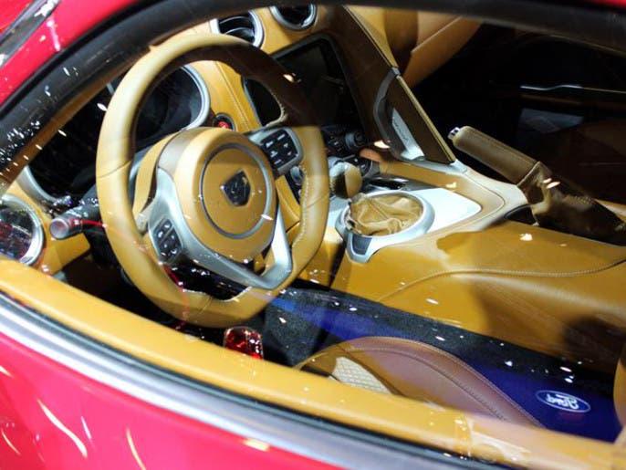 8777239e dbd8 438a b17f 81d58d35ac31 4x3 690x515 صور ابرز السيارات فى معرض دبي  الدولي للسيارات 2013 فى عامه ال12