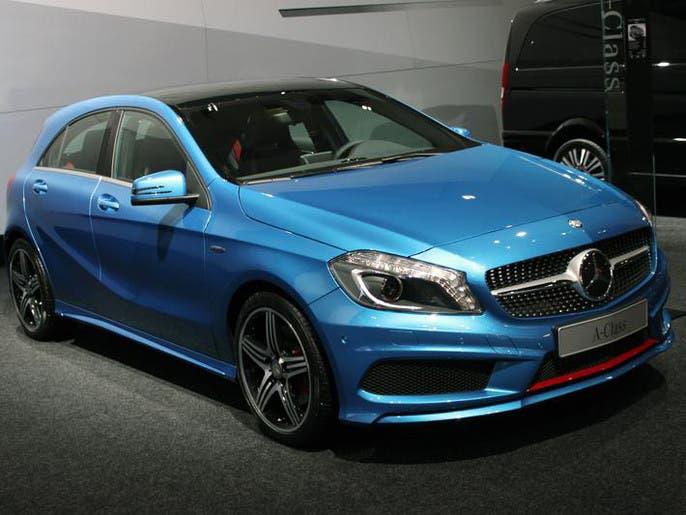 9c8421e3 98d0 43e9 ac22 2d3380af8a21 4x3 690x515 صور ابرز السيارات فى معرض دبي  الدولي للسيارات 2013 فى عامه ال12