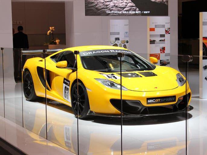 d5c768c0 9773 49f9 8d72 cc1d02fab933 4x3 690x515 صور معرض دبي الدولي للسيارات 2013 فى مركز التجارة العالمي بدبي من 5 11 2013 الى 9 11 2013