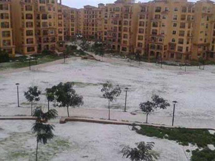 حالة الطقس ودرجات الحرارة المتوقعة اليوم الاثنين 16 ديسمبر 2013 في مصر والمحافظات وسقوط الثلج بالصور