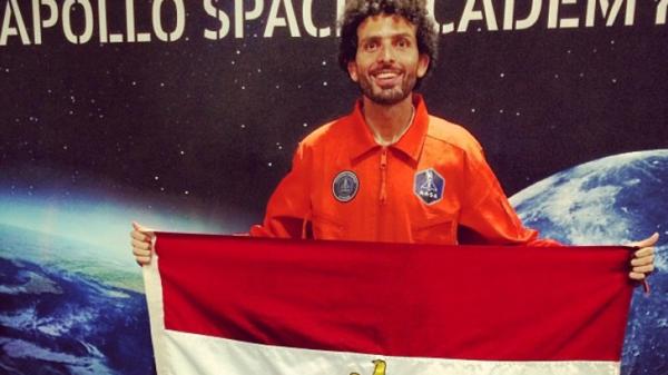 مصري يمثل العرب لأول مرة في رحلة للفضاء الخارجي  7dc672a7-b53c-4dd3-97fd-d998c820110f_16x9_600x338