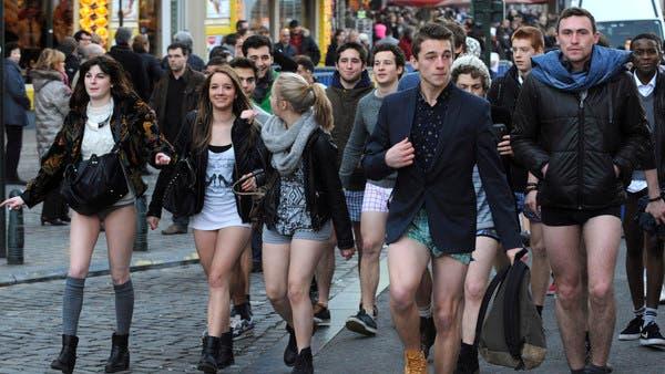 54 Best No pants subway ride images   No pants subway ride