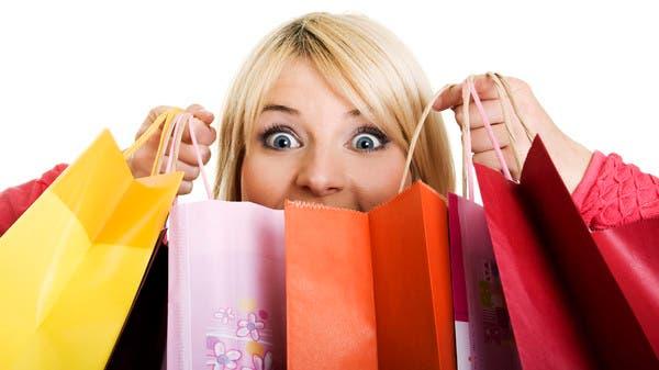 التسوق يساعد التخلص الحزن والقلق