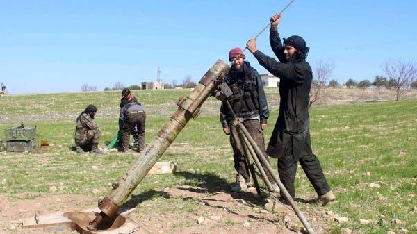 """فجرا..غارات جوية جديدة استهدفت مواقع """"داعش"""" في حلب"""