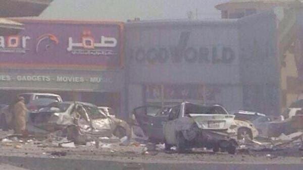 مقتل 12 واصابة 32 في انفجار في احد المطاعم القطرية بالدوحة