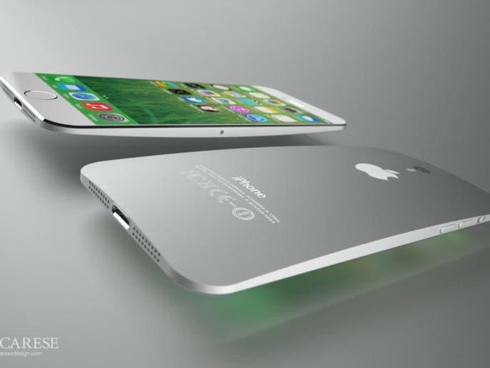 """هل هذا """"آيفون 6"""".. تصور ثلاثي الأبعاد للهاتف المنتظر"""