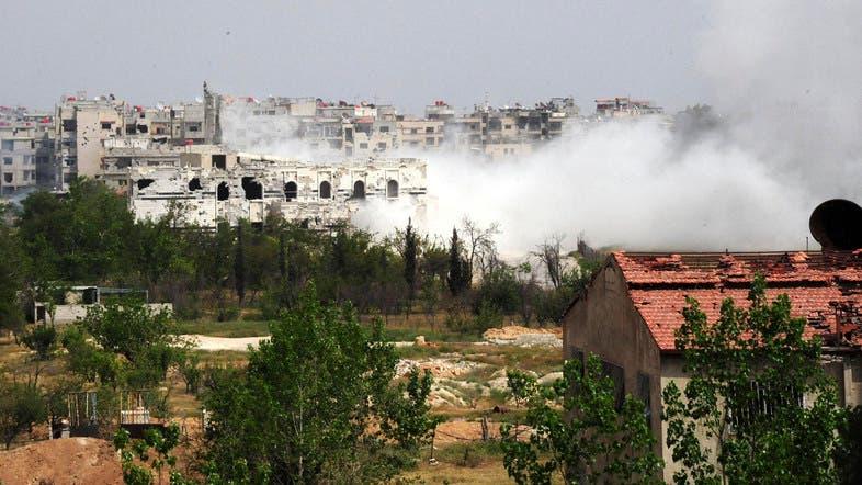 Syrian forces consider three towns near Lebanon border
