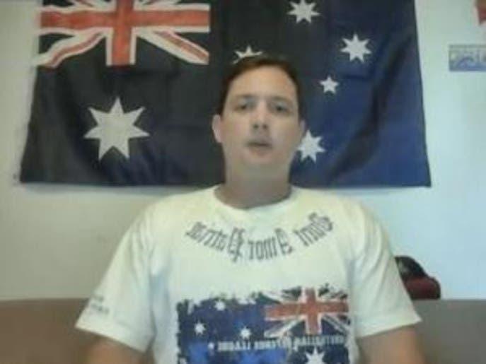"""مجموعة أسترالية متطرفة """"تعلن حربها ضد الإسلام eb3fde7e-793d-4c32-a"""