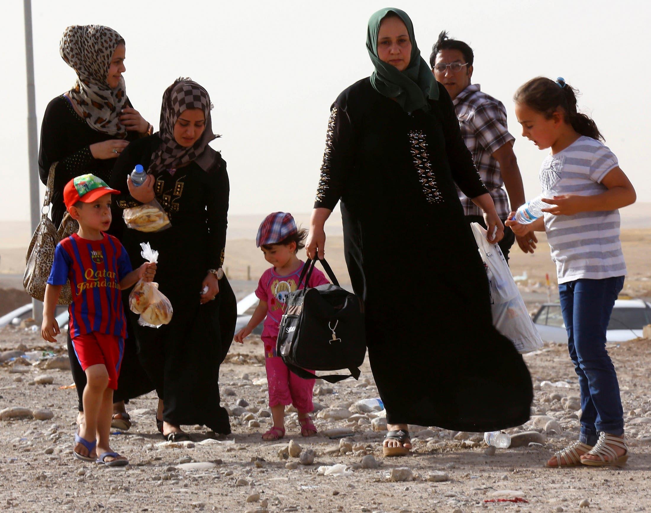 Фото иракских женщин 6 фотография