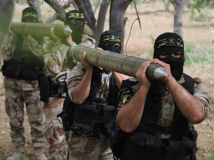 الحرب على غزة صور من الغارة على غزة يوم امس 3