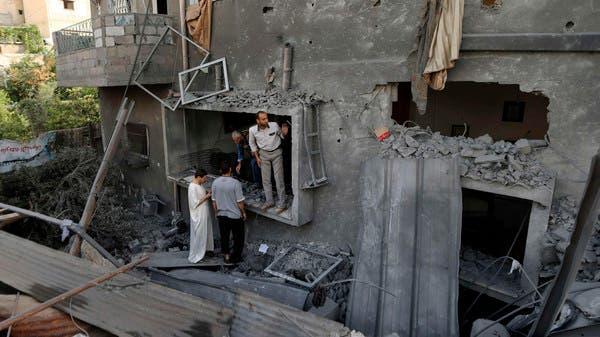 انباء عن مناقشة اتفاقية لوقف إطلاق النار في قطاع غزة بوساطة عربية-فلسطينية