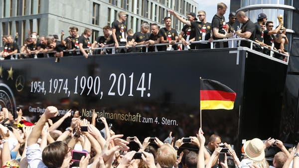 المانيا تفوز على الارجنتين وتحرز بطولة كأس العالم على الارض اللاتينيه  Cfeb4b6a-66c2-4cbb-9494-74c7b6deaedb_16x9_600x338