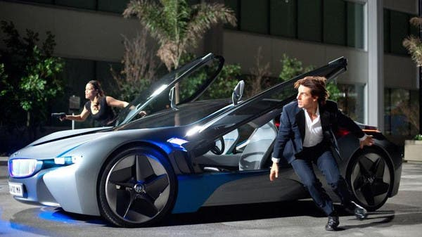 Mission Impossible 5 Car Mission Impossible 5 to Close