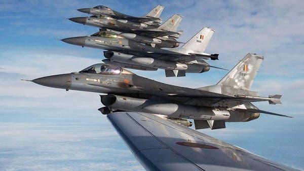 ضرب-داعش-مستمر-و6-مقاتلات-بلجيكية-إلى-الأردن