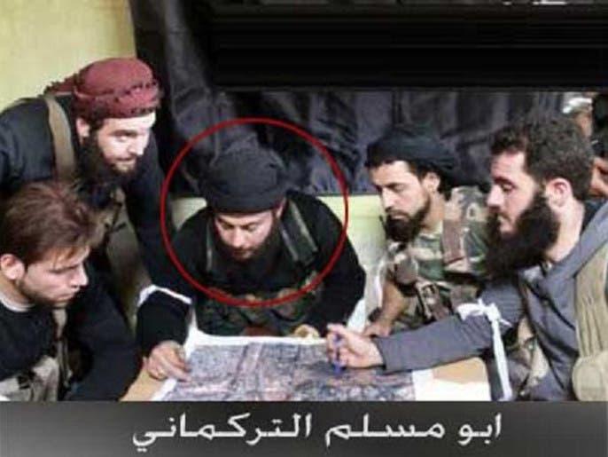 مقتل فاضل احمد الحيالي القيادي في داعش - ابو مسلم التركماني