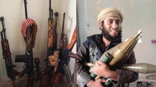 عالمي داعش عناصره داخل مدينة كوباني e0829dd7-501a-445f-8
