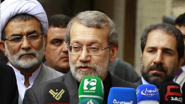 فیلیپ پلین در ایران سحام نیوز ): لاریجانی: آیت الله سیستانی پادشاه جهان به ویژه شیعیان است