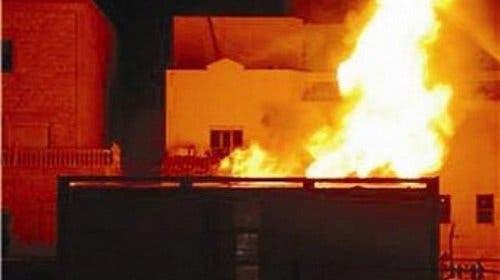 مقتل 12 وإصابة 34 مدنيا وعسكريا بتفجيرات في #سيناء 9505ad6d-f985-42df-b581-3b3248587ead