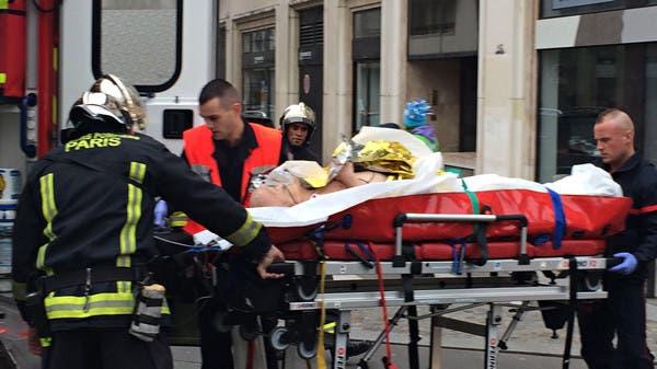 """فرنسا.. هجوم مسلح صحيفة """"ايبدو"""""""