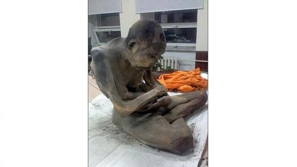200-year-old mummified monk in 'deep meditation,' expert '