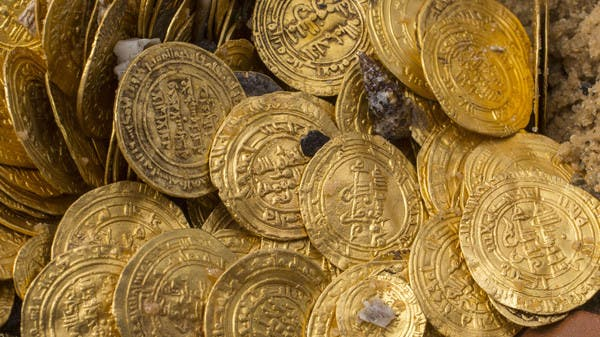 Much Gold Coins Fatimid-era Gold Coins in