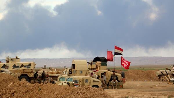 """التحالف يعلن """"داعش"""" بلدة البغدادي"""