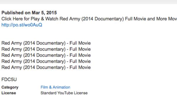 """كيف تتجنب المحتوى الخبيث على """"يوتيوب""""؟ 850a5bc6-86d9-4fab-8"""