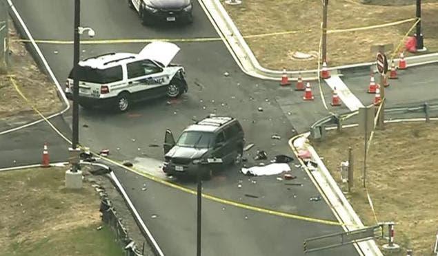 قتيل في إطلاق نار أمام مقر وكالة الأمن القومي الأميركية قرب واشنطن Ebc67776-676c-4559-9095-2cb5a4ab62d9