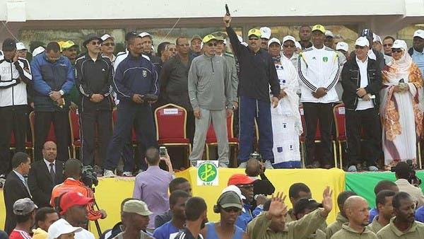 """رصاصة """"فاسدة"""" تحرج رئيس #موريتانيا 193101d3-04f1-460f-bcdd-3042aa68b999_16x9_600x338"""