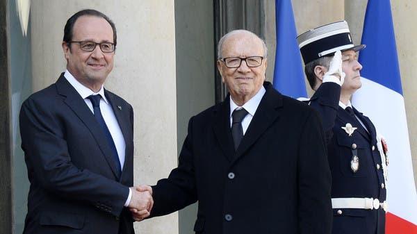 السبسي من #باريس: تونس بمنتصف #الطريق إلى #الديمقراطية 0cab6b38-da3a-49a8-acb8-90c9efad1376_16x9_600x338