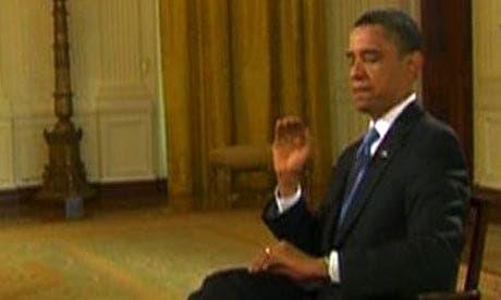 نحلة تشن غارة على #أوباما ودبيبها يرعب ضيوفه الصغار 4e9f4d23-ef05-409d-b142-d3d3586a9feb