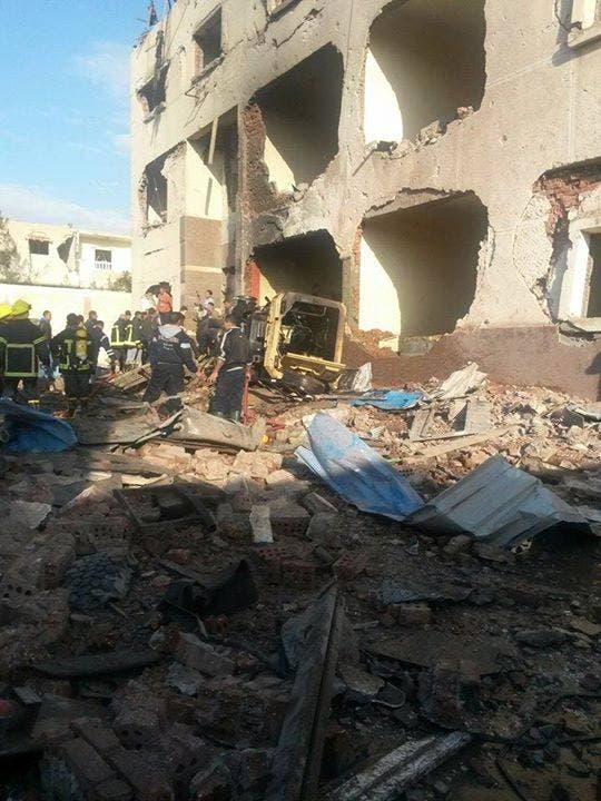 مقتل 12 وإصابة 34 مدنيا وعسكريا بتفجيرات في #سيناء 708a2848-6e6a-4ce1-b6e9-1bcb6e14d02f