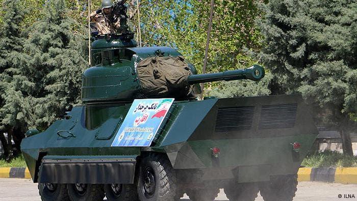 صور لأسلحة الجيش الإيراني تثير السخرية 01e86f31-2d59-4c8a-85d7-d96251e8c382