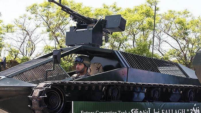 صور لأسلحة الجيش الإيراني تثير السخرية 39ebd861-a5ab-4da0-8b9a-0e29b6b1c5c2