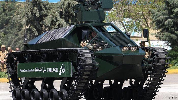 صور لأسلحة الجيش الإيراني تثير السخرية 6a778d3e-389f-4e0f-bf25-27e825beba48