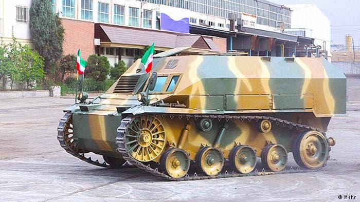 صور لأسلحة الجيش الإيراني تثير السخرية 784bdbee-b72a-4f4c-8609-2cccb34a0e92