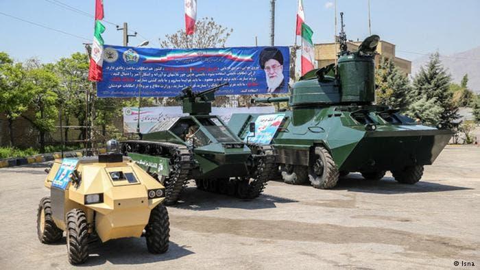 صور لأسلحة الجيش الإيراني تثير السخرية 860b4dcf-59f0-4085-b88e-93d8d01b82c1