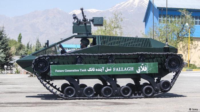 صور لأسلحة الجيش الإيراني تثير السخرية 9098530a-34f1-4946-b3fb-01e1c19f96e5