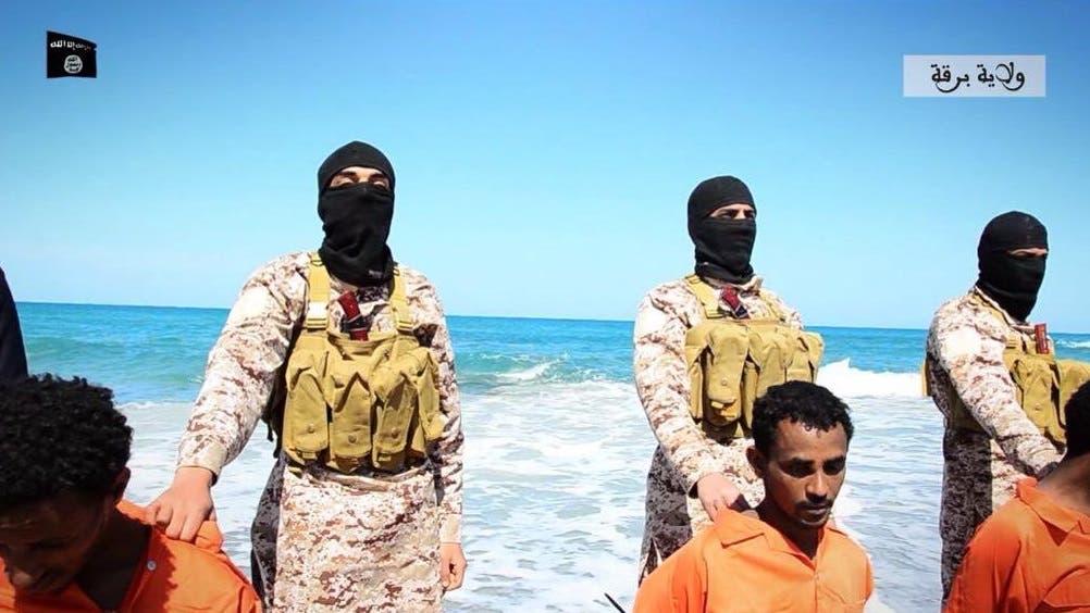 بالفيديو.. داعش يعدم 28 إثيوبياً مسيحياً في ليبيا 4ee2b273-26d2-4d9f-8dbf-fdca47398c41